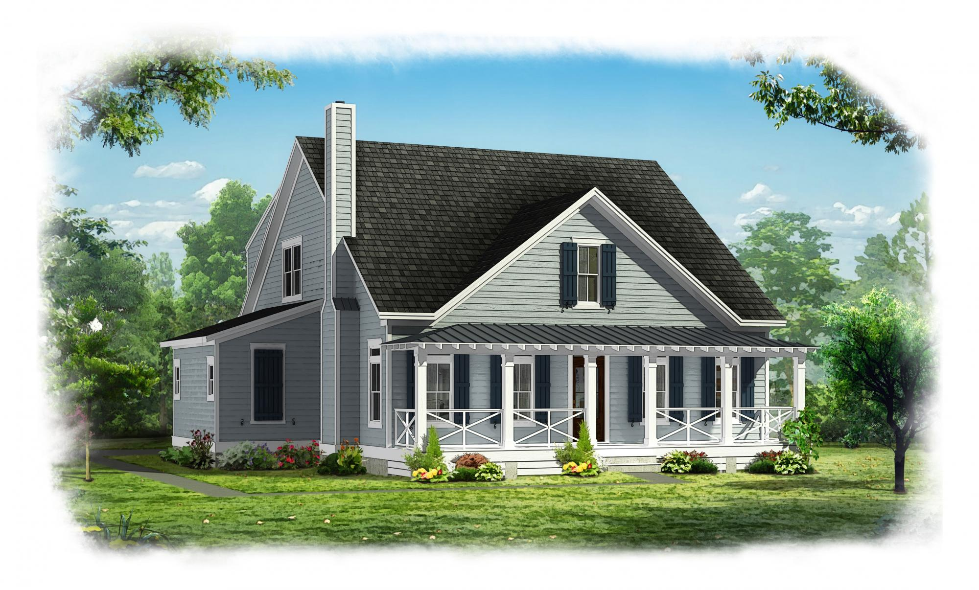 Bluffside At Country Club Creek New Homes Homebuilding